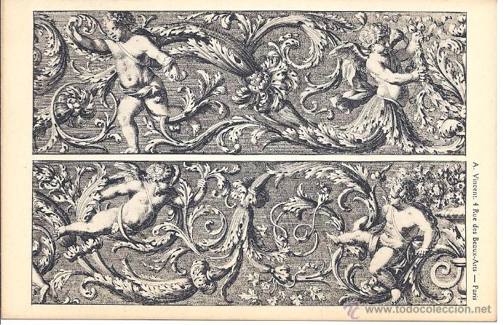 Postales: COLECCIÓN DE 493 POSTALES SOBRE ARQUITECTURA Y ELEMENTOS DECORATIVOS ANTIGUOS. FINALES S. XIX - Foto 8 - 195724651