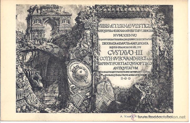 Postales: COLECCIÓN DE 493 POSTALES SOBRE ARQUITECTURA Y ELEMENTOS DECORATIVOS ANTIGUOS. FINALES S. XIX - Foto 10 - 195724651