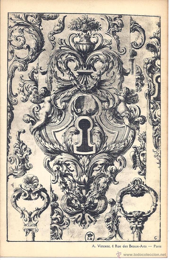 Postales: COLECCIÓN DE 493 POSTALES SOBRE ARQUITECTURA Y ELEMENTOS DECORATIVOS ANTIGUOS. FINALES S. XIX - Foto 12 - 195724651