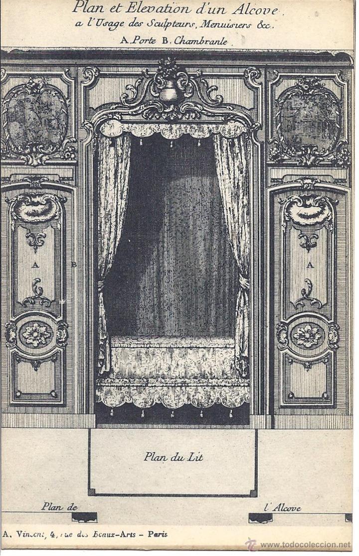 Postales: COLECCIÓN DE 493 POSTALES SOBRE ARQUITECTURA Y ELEMENTOS DECORATIVOS ANTIGUOS. FINALES S. XIX - Foto 13 - 195724651