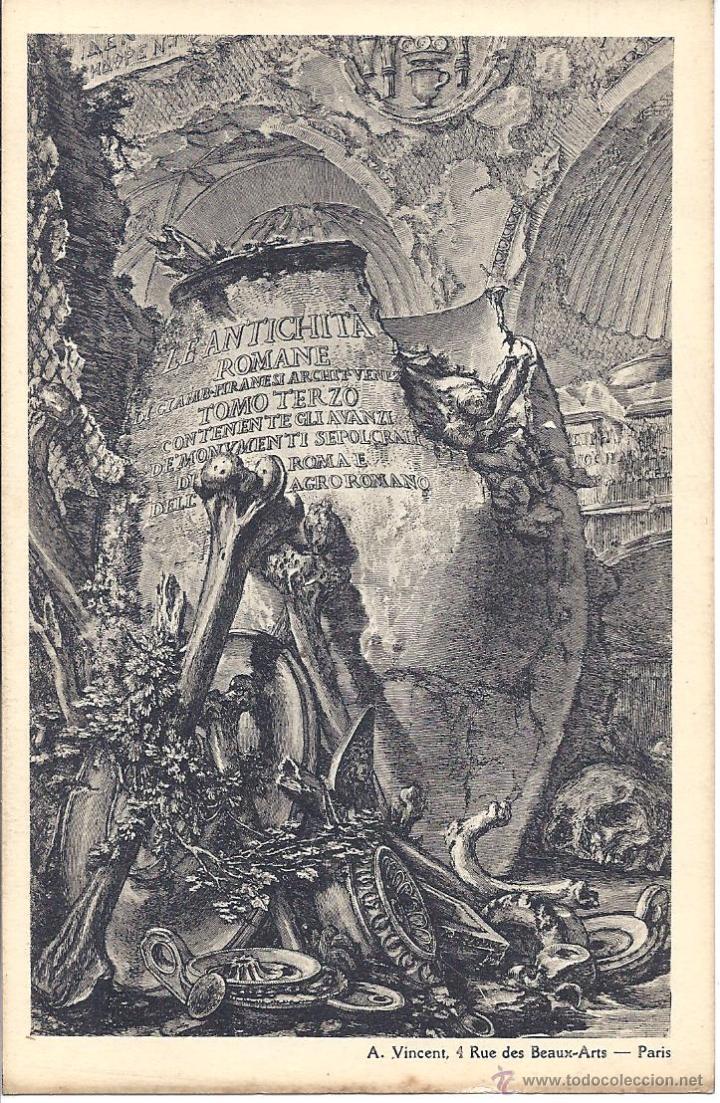 Postales: COLECCIÓN DE 493 POSTALES SOBRE ARQUITECTURA Y ELEMENTOS DECORATIVOS ANTIGUOS. FINALES S. XIX - Foto 14 - 195724651