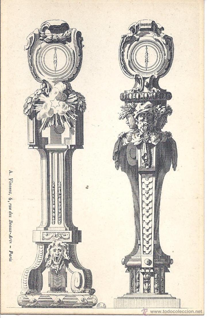Postales: COLECCIÓN DE 493 POSTALES SOBRE ARQUITECTURA Y ELEMENTOS DECORATIVOS ANTIGUOS. FINALES S. XIX - Foto 16 - 195724651