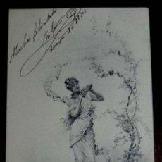Postales: ANTIGUA POSTAL DE ILUSTRADOR M. M. VIENNE, CIRCULADA EN 1902, SIN DIVIDIR. Lote 38278924