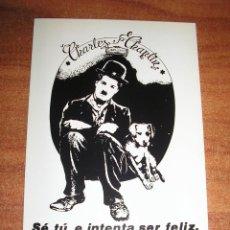 Postales: CHARLOT-CHARLES CHAPLIN-1980. Lote 41193196