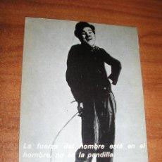 Postales: CHARLOT-CHARLES CHAPLIN-1980. Lote 41193230