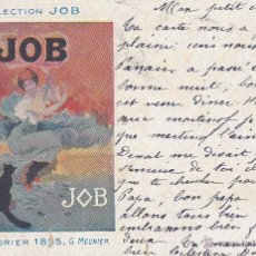Postales: COLLECTION JOB CALENDRIER 1895 G MEUNIER. Lote 44711647