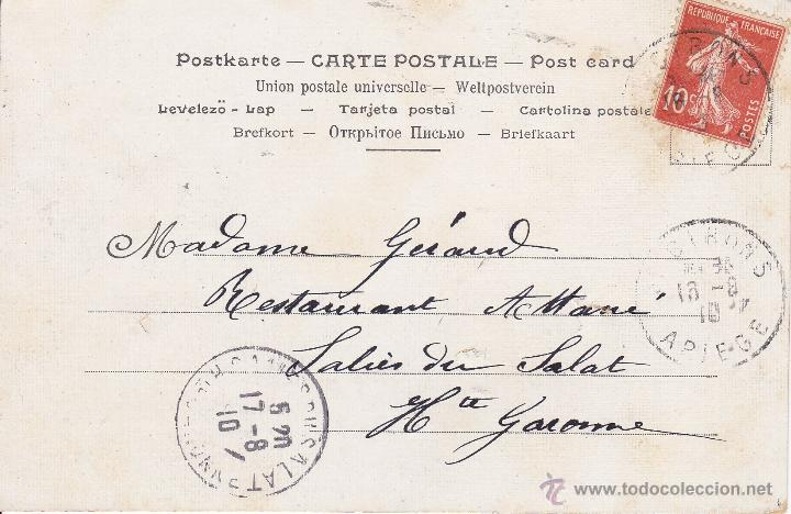 Postales: Collection Job Calendrier 1907 Villa - Foto 2 - 44711691