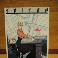 Postcards - triton - daniel torres - norma editorial - 44960611