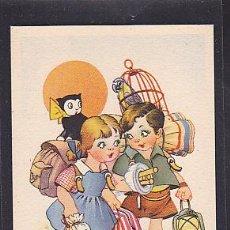 Postales: POSTAL INFANTIL ILUSTARDA SERIE 4. Lote 45047358