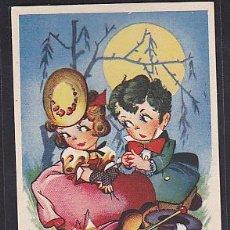 Postales: POSTAL INFANTIL ILUSTARDA SERIE 866. Lote 45047502