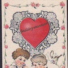 Postales: POSTAL INFANTIL ILUSTARDA SERIE 1040. Lote 45062578
