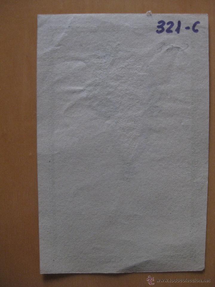 Postales: BONITA LAMINA TAMAÑO POSTAL PINTADA A MANO SEÑORA. ESTILO ART-DECO. - Foto 2 - 47304176