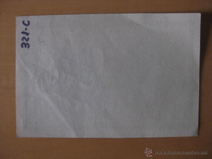 Postales: BONITA LAMINA TAMAÑO POSTAL PINTADA A MANO SEÑORA. ESTILO ART-DECO. - Foto 2 - 47304200