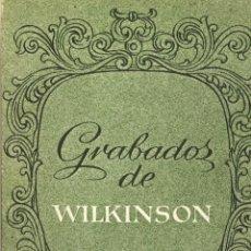 Postales: GRABADOS DE WILKINSON SOBRE GUIPUZCOA. TIRA DE 12 POSTALES. Lote 53842213