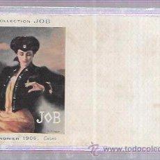 Postales: TARJETA POSTAL COLLECTION JOB. CALENDRIER 1896.. Lote 53950999