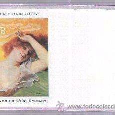 Postales: TARJETA POSTAL COLLECTION JOB. CALENDRIER 1896.. Lote 53951011