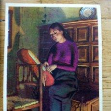 Postales: COLECCION LOS MESES DEL AÑO ORIGINAL DE F. ECHAÚZ - LABORATORIOS PROMESA. Lote 54338835