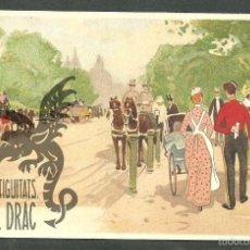 Postales: TARJETA POSTAL FIRMADA POR HENRI CASSIERS LITOGRAFIADA DE O. DASD Y MENDEL, EDIT BRUXELLES 1900 . Lote 56251844