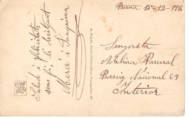 Postales: postal salon 1912 1916 29/025 - Foto 2 - 58337760