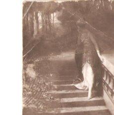 Postcards - postal salon 1914 enviada desde españa 1912 2/076 - 58424826
