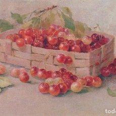 Postales: POSTAL DIBUJO FIRMADA JALEUSER. . Lote 62418116