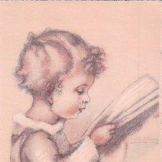 Postales: CPA ILLUSTRATEUR ENFANT VOUGA GENEVE 15. Lote 62539904