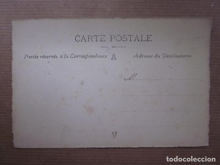 Postales: BONITA POSTAL PINTADA A MANO.FLORES. MUCHAS FELICIDADES - Foto 4 - 64668639