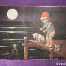 Postales: POSTAL - DIBUJOS - 1902 - 3. Lote 66455034