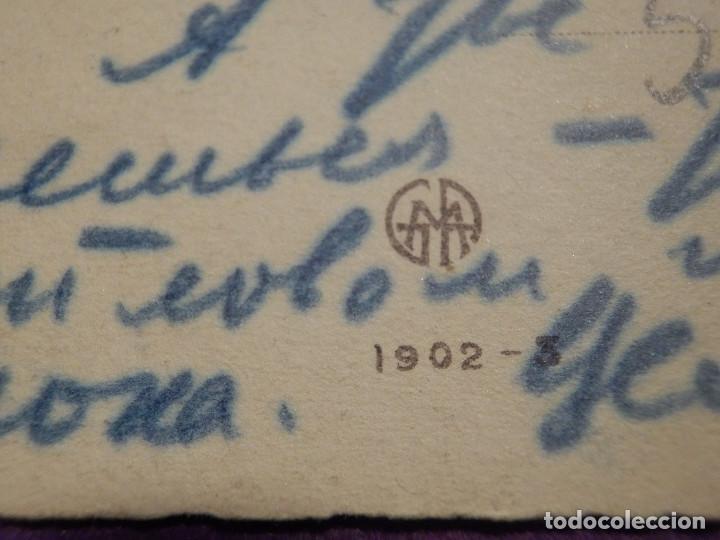 Postales: Postal - Dibujos - 1902 - 3 - Foto 2 - 66455034