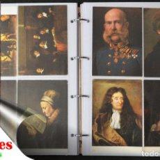 Postales: GRAN COLECCIÓN 226 POSTALES PINTURA Y DIBUJO ARTE EN ÁLBUM CON HOJAS VER TODAS EN FOTOGRAFIAS. Lote 67180185