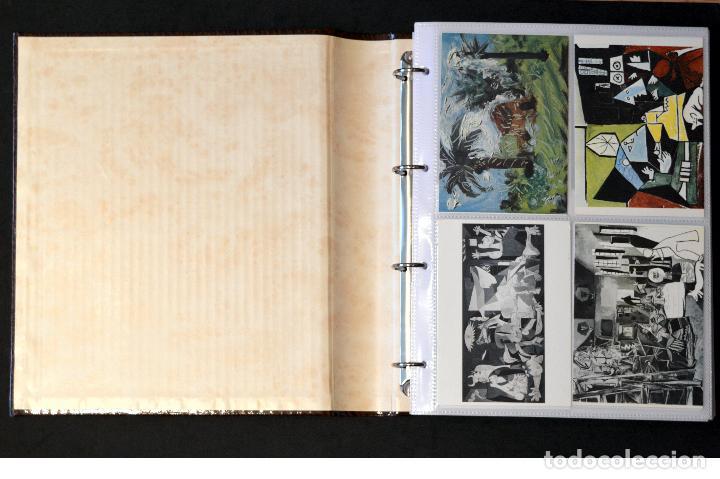 Postales: GRAN COLECCIÓN 226 POSTALES PINTURA Y DIBUJO ARTE EN ÁLBUM CON HOJAS VER TODAS EN FOTOGRAFIAS - Foto 2 - 67180185