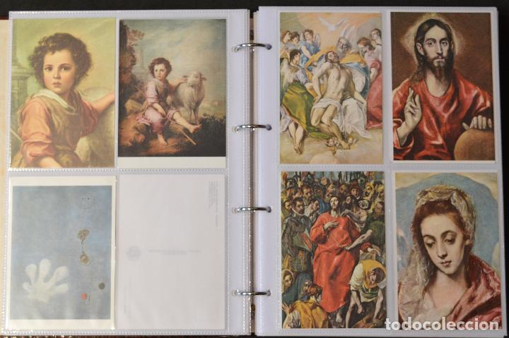 Postales: GRAN COLECCIÓN 226 POSTALES PINTURA Y DIBUJO ARTE EN ÁLBUM CON HOJAS VER TODAS EN FOTOGRAFIAS - Foto 5 - 67180185