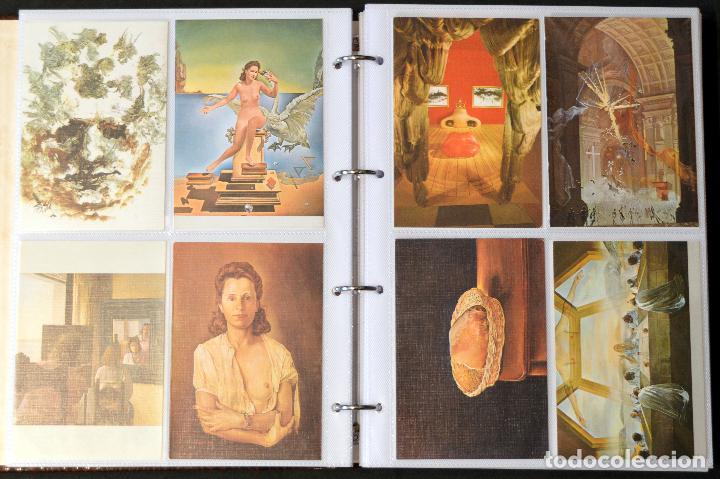 Postales: GRAN COLECCIÓN 226 POSTALES PINTURA Y DIBUJO ARTE EN ÁLBUM CON HOJAS VER TODAS EN FOTOGRAFIAS - Foto 6 - 67180185