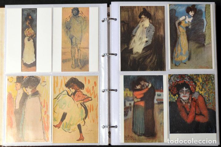 Postales: GRAN COLECCIÓN 226 POSTALES PINTURA Y DIBUJO ARTE EN ÁLBUM CON HOJAS VER TODAS EN FOTOGRAFIAS - Foto 8 - 67180185