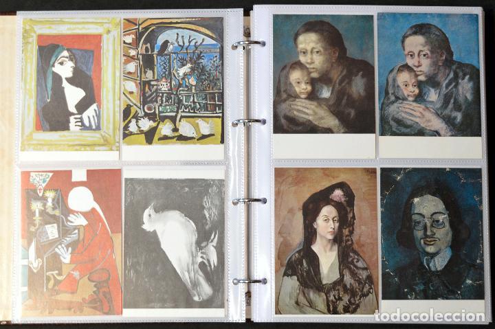 Postales: GRAN COLECCIÓN 226 POSTALES PINTURA Y DIBUJO ARTE EN ÁLBUM CON HOJAS VER TODAS EN FOTOGRAFIAS - Foto 9 - 67180185