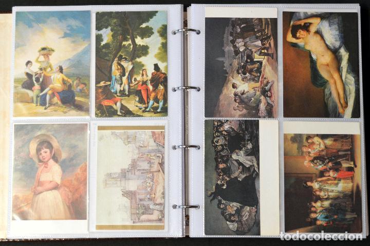 Postales: GRAN COLECCIÓN 226 POSTALES PINTURA Y DIBUJO ARTE EN ÁLBUM CON HOJAS VER TODAS EN FOTOGRAFIAS - Foto 10 - 67180185