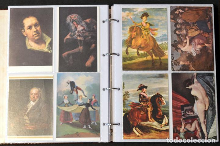 Postales: GRAN COLECCIÓN 226 POSTALES PINTURA Y DIBUJO ARTE EN ÁLBUM CON HOJAS VER TODAS EN FOTOGRAFIAS - Foto 11 - 67180185