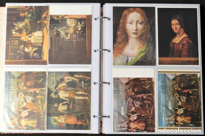 Postales: GRAN COLECCIÓN 226 POSTALES PINTURA Y DIBUJO ARTE EN ÁLBUM CON HOJAS VER TODAS EN FOTOGRAFIAS - Foto 12 - 67180185