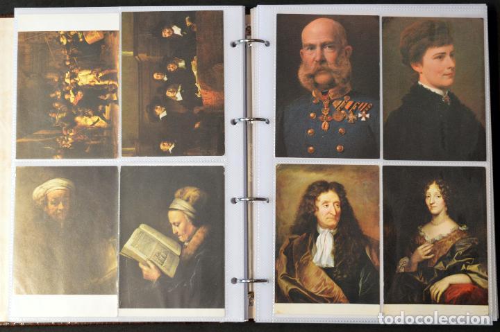 Postales: GRAN COLECCIÓN 226 POSTALES PINTURA Y DIBUJO ARTE EN ÁLBUM CON HOJAS VER TODAS EN FOTOGRAFIAS - Foto 13 - 67180185