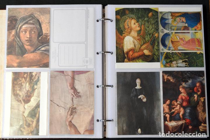 Postales: GRAN COLECCIÓN 226 POSTALES PINTURA Y DIBUJO ARTE EN ÁLBUM CON HOJAS VER TODAS EN FOTOGRAFIAS - Foto 16 - 67180185