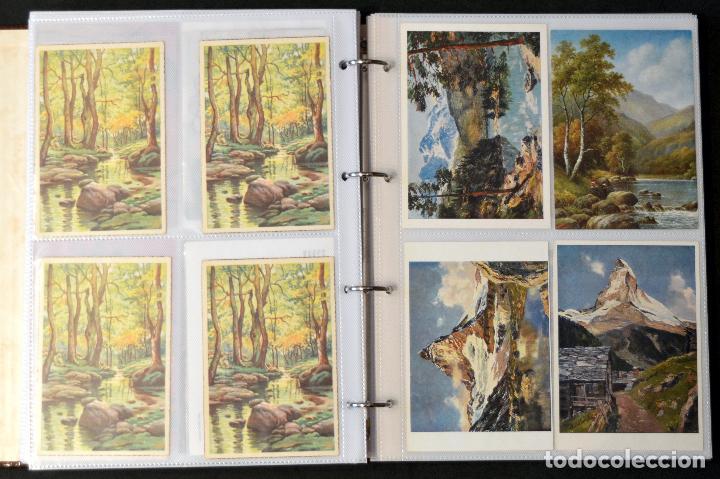 Postales: GRAN COLECCIÓN 226 POSTALES PINTURA Y DIBUJO ARTE EN ÁLBUM CON HOJAS VER TODAS EN FOTOGRAFIAS - Foto 23 - 67180185