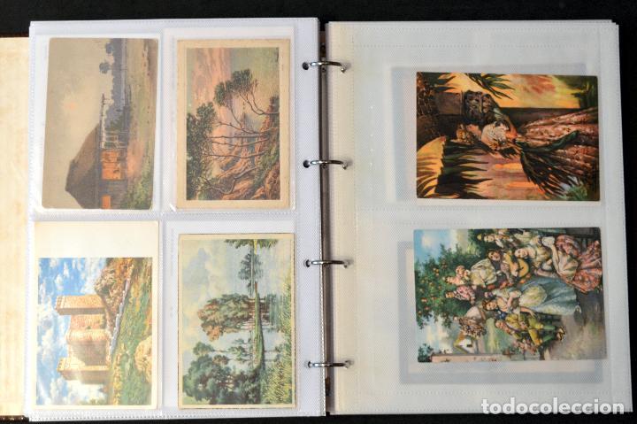 Postales: GRAN COLECCIÓN 226 POSTALES PINTURA Y DIBUJO ARTE EN ÁLBUM CON HOJAS VER TODAS EN FOTOGRAFIAS - Foto 24 - 67180185