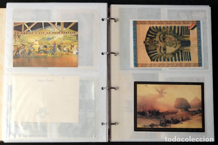 Postales: GRAN COLECCIÓN 226 POSTALES PINTURA Y DIBUJO ARTE EN ÁLBUM CON HOJAS VER TODAS EN FOTOGRAFIAS - Foto 25 - 67180185