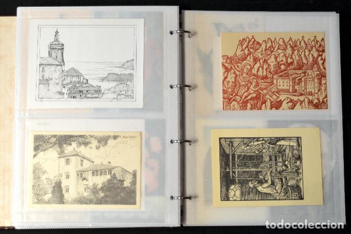 Postales: GRAN COLECCIÓN 226 POSTALES PINTURA Y DIBUJO ARTE EN ÁLBUM CON HOJAS VER TODAS EN FOTOGRAFIAS - Foto 29 - 67180185