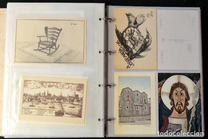 Postales: GRAN COLECCIÓN 226 POSTALES PINTURA Y DIBUJO ARTE EN ÁLBUM CON HOJAS VER TODAS EN FOTOGRAFIAS - Foto 30 - 67180185