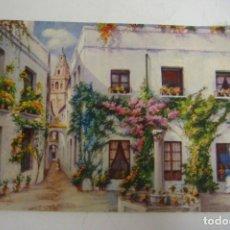 Postcards - POSTALES DE PINTURA LOTE DE 4 POSTALES DIFERENTES ( P ). - 71751775
