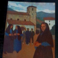Cartes Postales: POSTAL RAMIRO ARRÚE SORTIE DE MESSE Nº 4 . Lote 116540014
