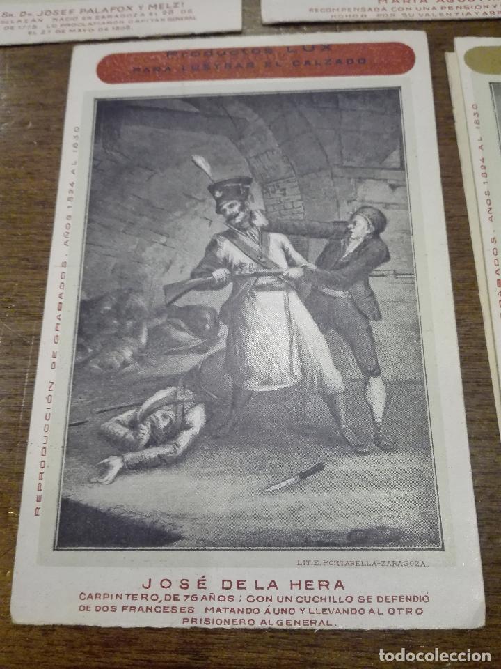 Postales: BONITA COLECCIÓN DE 7 POSTALES CON REPRODUCCIÓN DE GRABADOS DE LOS AÑOS 1824 AL 1830 - - Foto 2 - 73532655