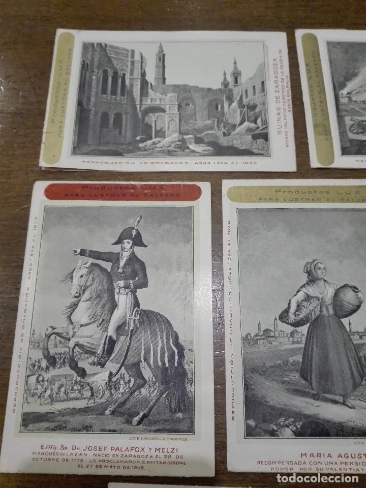 Postales: BONITA COLECCIÓN DE 7 POSTALES CON REPRODUCCIÓN DE GRABADOS DE LOS AÑOS 1824 AL 1830 - - Foto 3 - 73532655