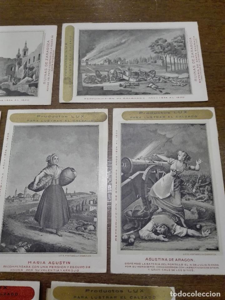 Postales: BONITA COLECCIÓN DE 7 POSTALES CON REPRODUCCIÓN DE GRABADOS DE LOS AÑOS 1824 AL 1830 - - Foto 4 - 73532655